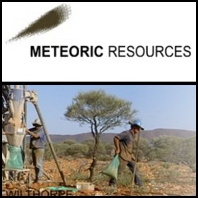 Meteoric Resources NL (ASX:MEI) Identifies New Gold Anomaly At Mt Webb Project