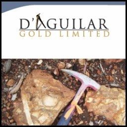 D'Aguilar Gold Limited (ASX:DGR) Report Mt Isa Metals Limited (ASX:MET) High Grade Copper-Gold Drilling Results
