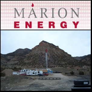 Marion Energy Limited (ASX:MAE) Gas Recovered From Coal Seam Deposit In Oman 2-20 Well Located At Clear Creek: Potentially Significant Gas Resource