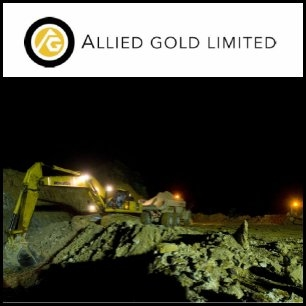 Allied Gold (ASX:ALD) has unveiled its plan to raise A$158 million capital. Allied said the cash would be used largely to develop its recently acquired Gold Ridge mine in the Solomons. In September, Allied announced a scrip-only takeover bid for Australian Solomons Gold (TSE:SGA).