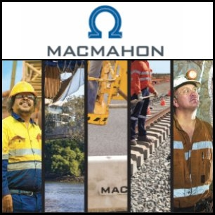 Macmahon Holdings (ASX:MAH) has won two limestone quarrying contracts worth US$140 million with the biggest cement maker in the world, France's Lafarge (EPA:LG).