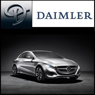 Japan's Nissan Motor Co. (TYO:7201) and French partner Renault SA (EPA:RNO) has agreed Monday on a capital and business tie-up deal with Germany's Daimler AG (ETR:DAI).