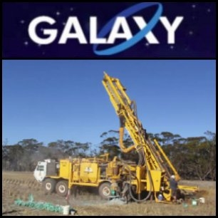 Galaxy Resources Limited (ASX:GXY) Quarterly Activities Report For The Period Ended 30 June 2010
