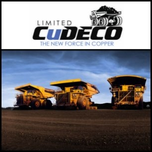 Asian Activities Report for July 7, 2011: Oceanwide to Increase Its Shareholding in CuDeco Limited (ASX:CDU) to 19.9%