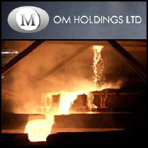 OM Holdings (ASX:OMH) and Consolidated Minerals Signed a Confidentiality Agreement