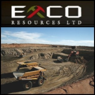 Exco Resources Limited (ASX:EXS) Update On Sale Process Of The Cloncurry Copper Project To Xstrata (LON:XTA)