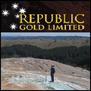 Republic Gold Limited (ASX:RAU) Successfully Completes A Bankable Feasibility Study For The Amayapampa Gold Project, Bolivia