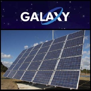 Galaxy Resources Limited (ASX:GXY) Will Be First Minesite With Solar Tracking