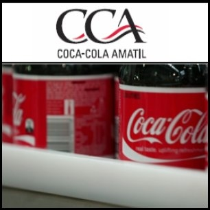 Coca-Cola Amatil Limited (ASX:CCL) today reaffirmed its previous guidance as it has made a solid start to the year.