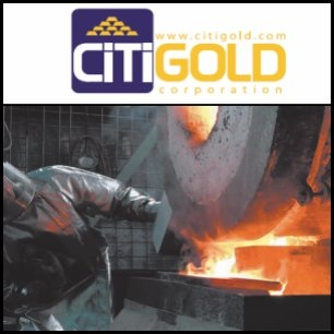 Citigold Corporation Limited (ASX:CTO) advises that it has signed a binding Letter of Intent (LOI) with China's Henan Jinqu Gold Company Limited.