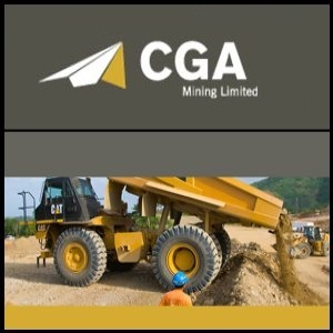 CGA Mining Limited (ASX:CGX) (TSE:CGA) said it plans to spin off the company's interest in a gold project in Nigeria and a copper project in Zambia by an IPO of Ratel Gold Limited.