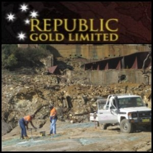 Republic Gold Limited (ASX:RAU) Amayapampa Gold Project Progresses With Appointment Of General Manager Of Operations For Project Construction