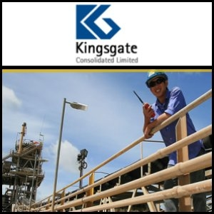 Kingsgate Consolidated Limited (ASX:KCN) Secures Akara Expansion Financing
