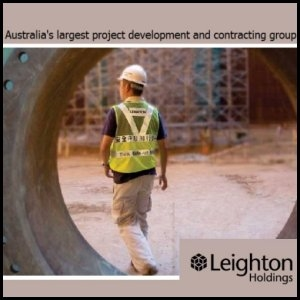 Leighton Holdings (ASX:LEI) said today that Leighton Asia, its wholly owned subsidiary, has won a A$1.1 billion contract for the expansion of the mining services at the MSJ coal mine in Indonesia.