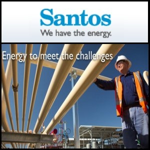 Santos (ASX:STO) Executes A$2B New Bank Facility