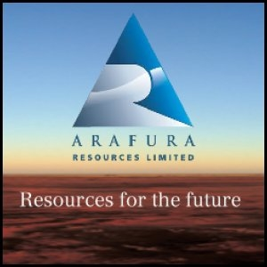 Arafura (ASX:ARU) Nolan Rare Earths Prices Surged