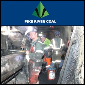 Pike River Coal Limited (NZE:PRC) Quarterly Report Ended 30 June 2010