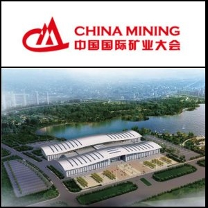 The 12th Annual CHINA MINING Congress and Expo To Open On November 16th 2010 at The Tianjin Meijiang Convention and Exhibition Centre