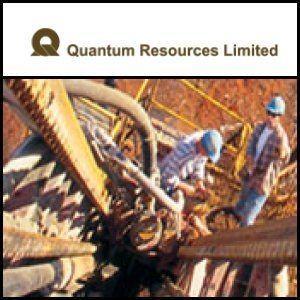Australian Market Report of October 6, 2010: Quantum Resources (ASX:QUR) Searching For Heavy Rare Earth Elements, Uranium And Gold