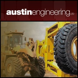 Australian Market Report of October 22, 2010: Austin Engineering Limited (ASX:ANG) Expands Operations Into Hunter Valley Coal Region