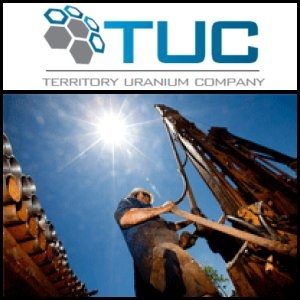 Australian Market Report of October 26, 2010: Territory Uranium Company Limited (ASX:TUC) Exciting Rare Earth Discovery In The Northern Territory