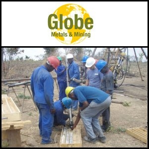 Australian Market Report of November 22, 2010: Globe Metals and Mining Limited (ASX:GBE) Significant Heavy Rare Earth Discovery in Malawi