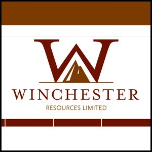 Australian Market Report of December 3, 2010: Winchester Resources (ASX:WCR) to Acquire High Grade Indonesian Manganese Project