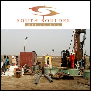 Australian Market Report of December 6, 2010: South Boulder Mines Limited (ASX:STB) Reports More Ni-Cu-PGE Mineralisation in Western Australia