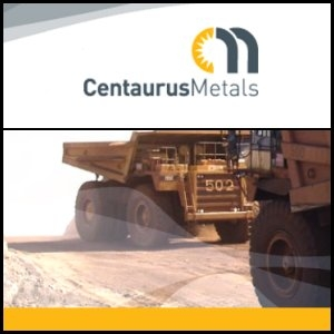 FINANCE VIDEO: Centaurus Metals (ASX:CTM) Chief Commercial Officer Mark Papendieck Speaks at China Mining 2010