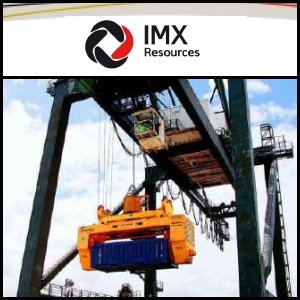 Australian Market Report of December 20, 2010: IMX Resources (ASX:IXR) Sailed First Shipment of Iron-Copper Ore to China