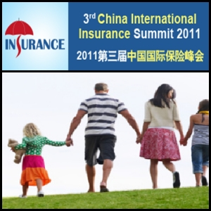 3rd China International Insurance Summit 2011 To Be Held In March In Beijing