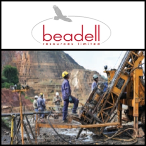 Australian Market Report of January 5, 2011: Beadell Resources (ASX:BDR) Announce Significant High Grade Gold Discovery in Western Australia