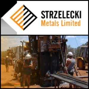 Australian Market Report of January 10, 2011: Strzelecki (ASX:STZ) Granted Copper Exploration Licence in Poland
