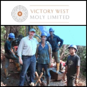 Victory West Moly Limited (ASX:VWM) Work To Start At Malala Molybdenum Project