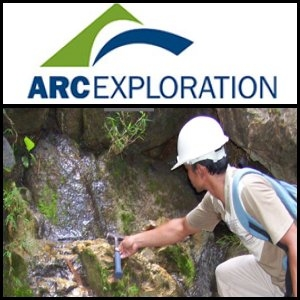 Australian Market Report of January 12, 2011: Arc Exploration (ASX:ARX) Reports High Grade Gold Veins in Indonesia