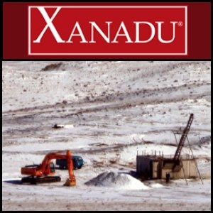 Australian Market Report of January 19, 2011: Xanadu (ASX:XAM) Commenced Scoping Study For Galshar Coal Project