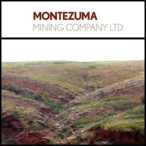 Australian Market Report of January 20, 2011: Montezuma (ASX:MZM) Received Significant Copper Sulphide Results From Butcherbird Copper Prospect