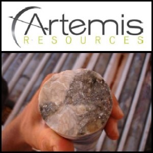 Artemis Resources Limited (ASX:ARV) Exercise Of Listed Options And News Update