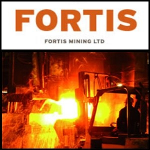 Australian Market Report of February 2, 2011: Fortis Mining (ASX:FMJ) Secures Strategic Hong Kong Investment And Partnership
