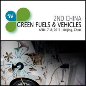 The 2nd Annual Green Fuels and Vehicles China 2011