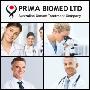 Australian Market Report of February 21, 2011: Prima BioMed (ASX:PRR) To Commence Clinical Trial For Ovarian Cancer Immunotherapy Vaccine