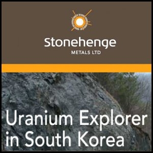 Australian Market Report of February 22, 2011: Stonehenge Metals (ASX:SHE) Announce 87% Increase In Uranium Resource In South Korea