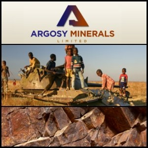 Australian Market Report of March 7, 2011: Argosy Minerals (ASX:AGY) Obtained Iron Ore And Chromite Exploration Licences In Sierra Leone