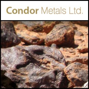 Asian Activities Report for April 13, 2011: Condor Metals (ASX:CNK) To Prioritise Manganese Targets At Kallona Creek Project
