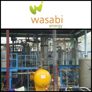 Asian Activities Report for April 15, 2011: Wasabi Energy (ASX:WAS) Commence Construction Of Kalina Cycle(R) Facility In China