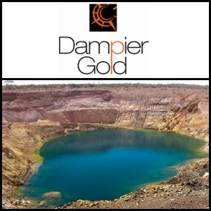 Asian Activities Report for April 19, 2011: Dampier Gold (ASX:DAU) Exceeds 500,000 Ounce Gold Resource Milestone