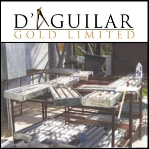 D'Aguilar Gold Limited (ASX:DGR) Announce Institutional Participation In Armour Energy Limited Capital Raising
