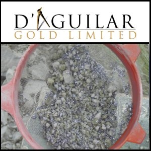 D'Aguilar Gold Limited (ASX:DGR) Update On AusNiCo (ASX:ANW) Exploration Activities And Metallurgical Testing