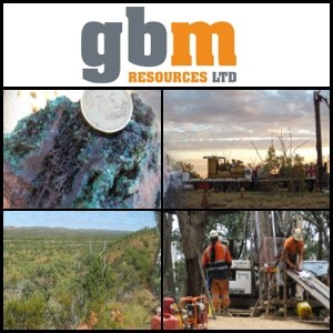 Asian Activities Report for June 14, 2011: GBM Resources (ASX:GBZ) Report Significant Results From The Milo Iron Oxide Copper Gold Prospect