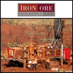 Asian Activities Report for June 24, 2011: Iron Ore Holdings Limited (ASX:IOH) Announce Resource Upgrade at Iron Valley Project to 259Mt